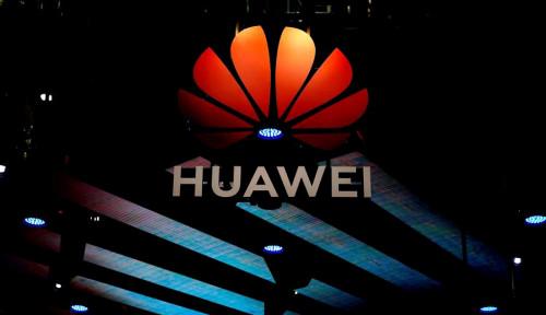 Foto Dua Operator Inggris Tunda Peluncuran 5G Huawei, Terpengaruh AS?