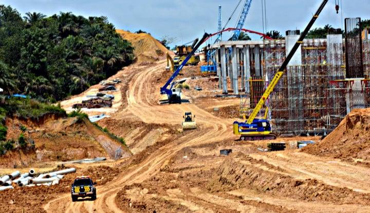 Kebangkitan Ekonomi Melalui Pembangunan Infrastruktur Harus Didukung Sektor Asuransi