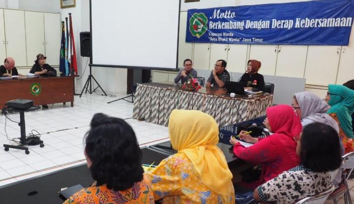 Kurangi Risiko Kredit Macet, LPDB Dorong Tanggung Renteng Jadi Role Model