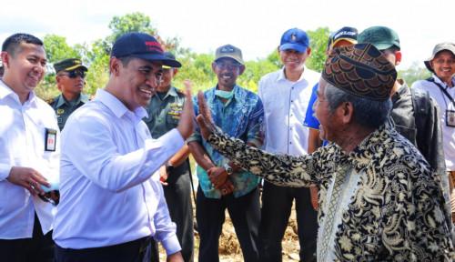 Foto Menteri Amran Optimistis Program Serasi Sejahterakan Petani