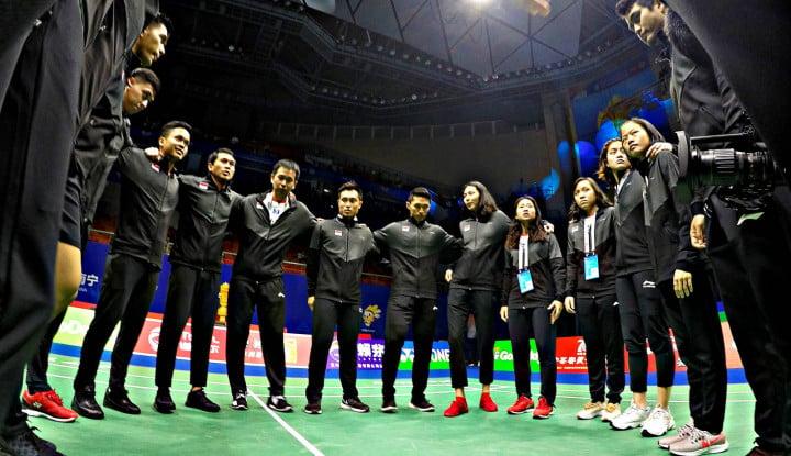Susunan Lengkap Pemain Bulu Tangkis Indonesia dalam Ajang SEA Games 2019 - Warta Ekonomi