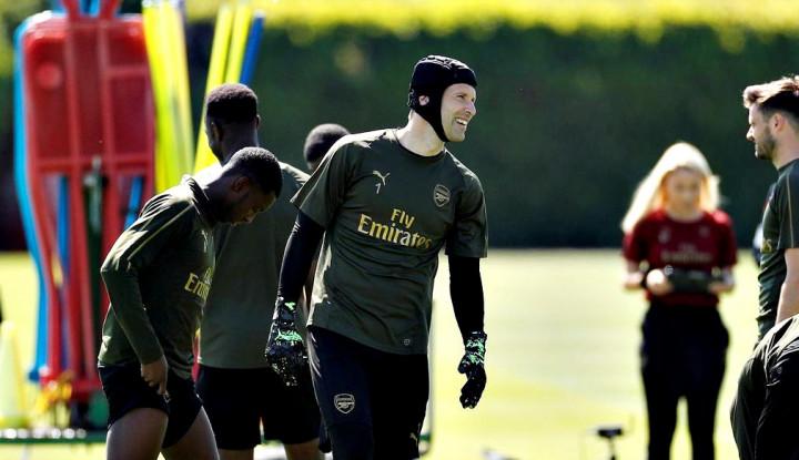 Jadi Direktur Olahraga Chelsea, Cech Tak Bela Arsenal di Final Liga Eropa? - Warta Ekonomi