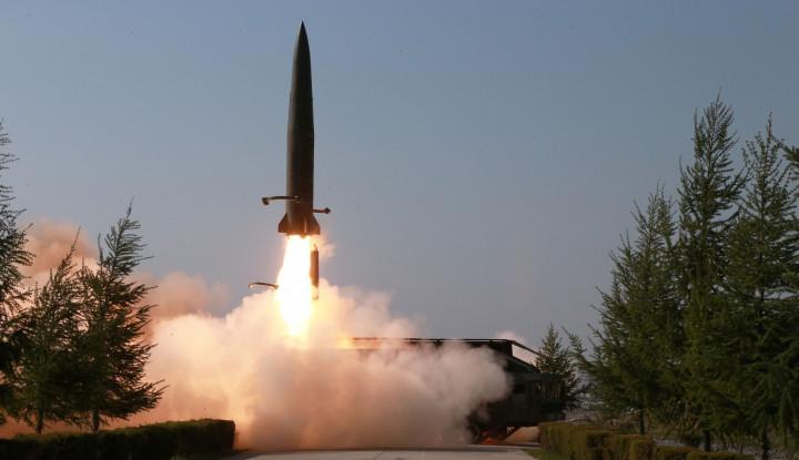 AS: Uji Coba Peluncuran Rudal Korut Langgar Resolusi PBB - Warta Ekonomi