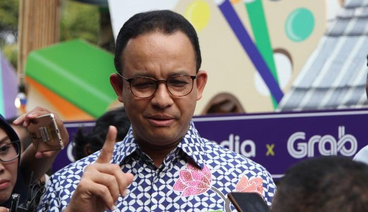 Ibu Kota Pindah, Anies Nggak Takut Jakarta Sepi? - Warta Ekonomi