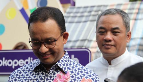 Foto Segera Pilih Wagub Jakarta, Anies Gak Bisa Sendirian Lawan Corona