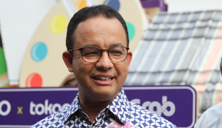 Anies Bilang Baru 50 Persen Warga Datang ke Jakarta - Warta Ekonomi