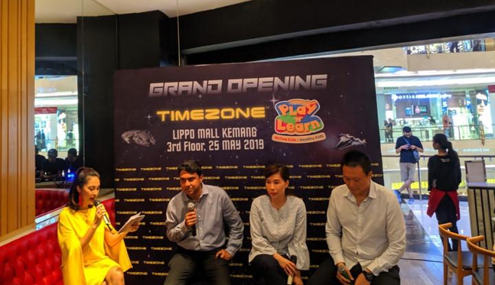 Timezone dan Play 'N' Learn Hadir di Lippo Mall Kemang - Warta Ekonomi
