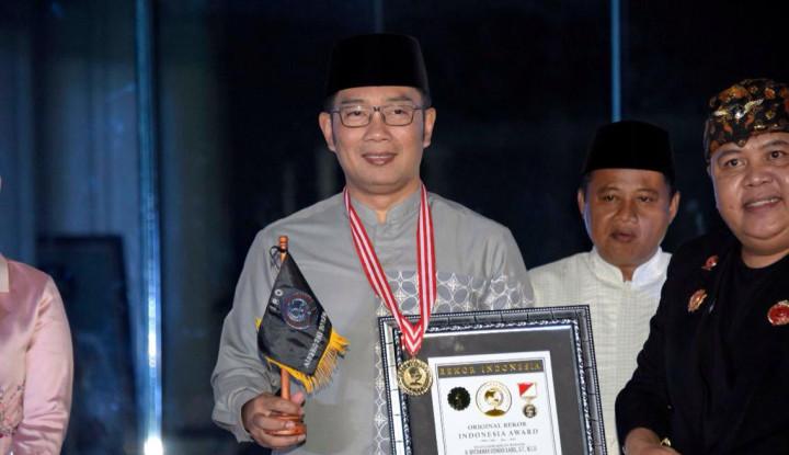 Bubos Pemprov Jabar Sabet Penghargaan ORI
