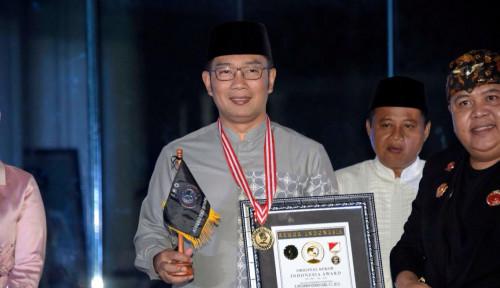Foto Bubos Pemprov Jabar Sabet Penghargaan ORI