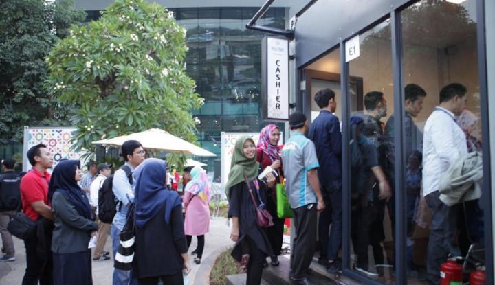 Halal Park Hadir di Bandara Soetta, AP II Gelontorkan Rp50 M untuk Pengembangan - Warta Ekonomi