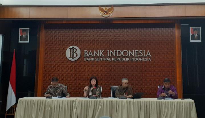 Dorong Kolaborasi Bank-Fintech, BI Inisiasi Standardisasi Open API - Warta Ekonomi