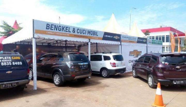 Aman dan Nyaman saat Mudik Lebaran, Chevrolet Siapkan 11 Titik Layanan di Pulau Jawa - Warta Ekonomi