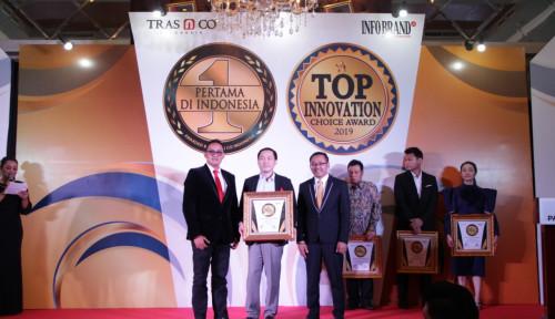 Foto GreatDay HR Raih Penghargaan Tras N Co