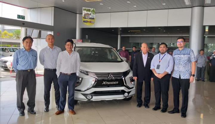 Mitsubishi Xpander Resmi Mengaspal di Brunei
