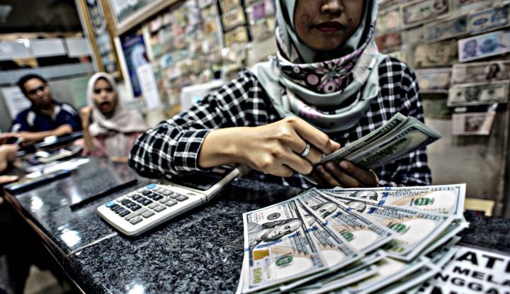 Kilau Emas Bikin Cemburu, Dolar AS Lampiaskan Kesal ke Rupiah Sampai Sentuh Level Terendah! - Warta Ekonomi