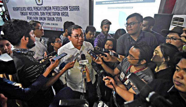 Fadli Zon Sebut Wajar Gerindra Dapat Kursi Ketua MPR - Warta Ekonomi