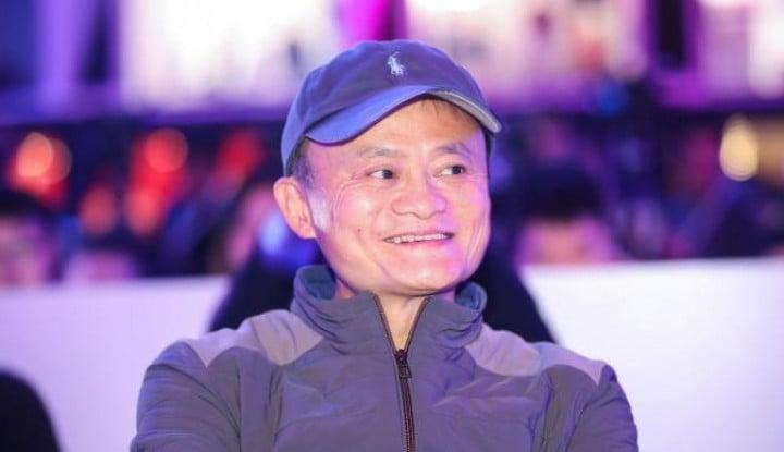 Alibaba Cerah Lagi, Sahamnya Kembali Meroket Usai Ant Group Siap Restrukturasi