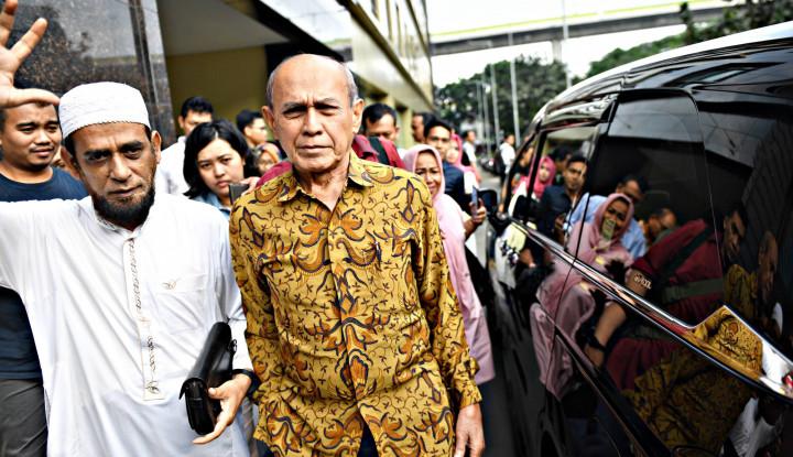 Praperadilan Kivlan Zen Ditolak, Polri: Kita Sesuai Prosedur - Warta Ekonomi
