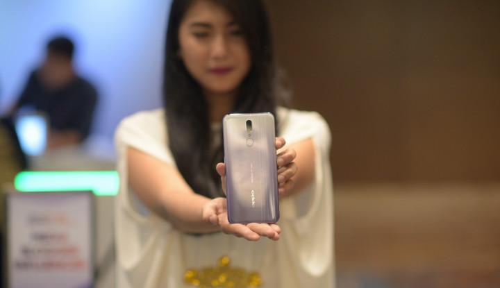 Foto HP China Ini Rajai Pasar Smartphone Indonesia Lagi, Kok Bisa?