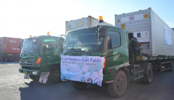 Perdana! KKP Ekspor Ikan Patin ke Arab Saudi