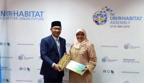 Foto Tata Kota Bandung Inovatif, PBB Mau Belajar dari Emil