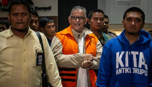 Foto Ditahan, KPK Periksa Lagi Sofyan Basir