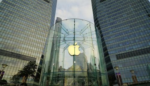 Foto Meski China Masih Dilanda Corona, Apple Nekat Buka 29 Tokonya Lagi