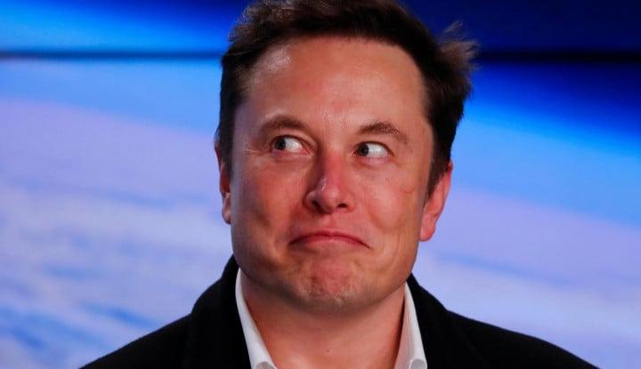 Foto Berita Ini Sosok Miliarder Elon Musk, Pendiri SpaceX yang Dipuji Habis-Habisan oleh Donald Trump