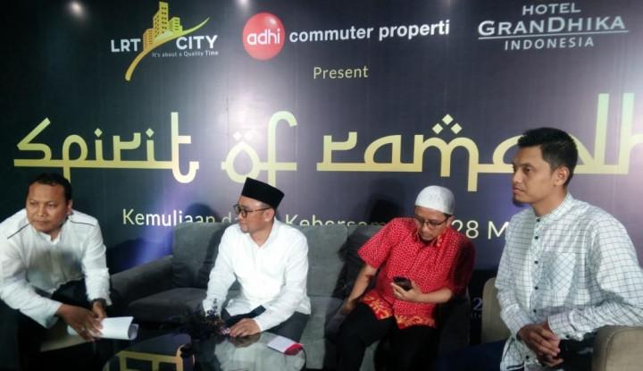 Adhi Commuter Properti Teken MoU 3 Proyek Baru - Warta Ekonomi