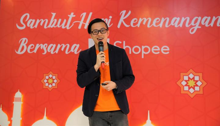Puncak Kampanye Ramadan, Transaksi Shopee Naik 3 Kali Lipat - Warta Ekonomi