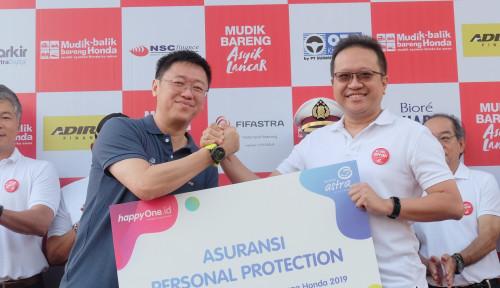 Foto Asuransi Astra Siapkan Asuransi Personal Protection untuk Ribuan Pemudik