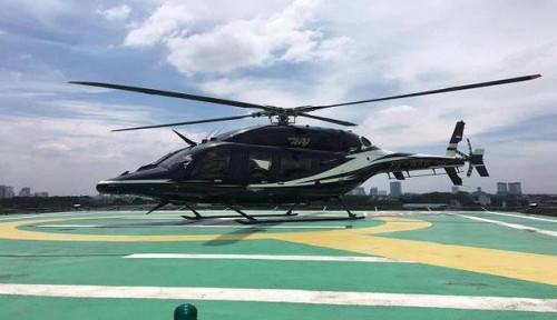 Helikopter TNI AD Jatuh di Kawasan Industri Ini, Telan Korban Jiwa
