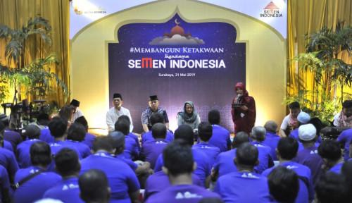 Foto Penjualan Sempat Turun, Semen Indonesia Bakal Genjot Kinerja di Semester II