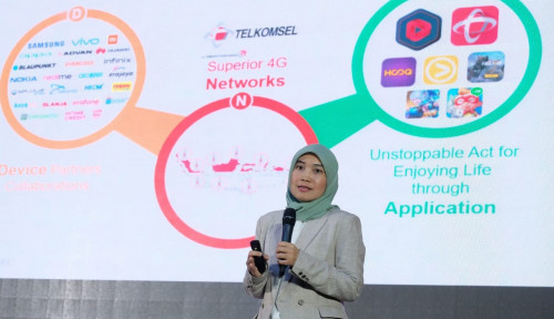 Foto Akselerasi Adopsi 4G, Telkomsel Kolaborasi dengan Mitra Device