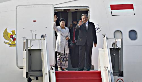 Foto MUI Doakan Amal Ibadah Ani Yudhoyono Dilipat Gandakan