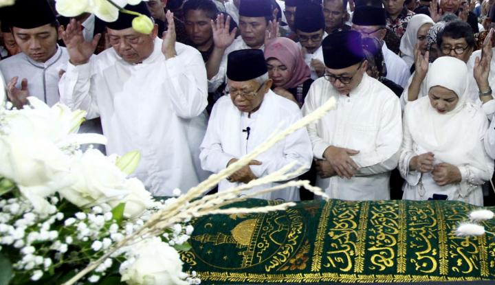 SBY Masih Sedih, PH Tawari Bikin Film Memo - Warta Ekonomi