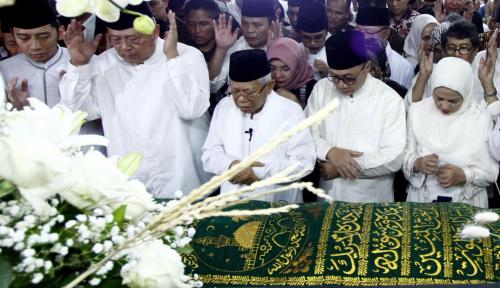 Foto SBY Masih Sedih, PH Tawari Bikin Film Memo