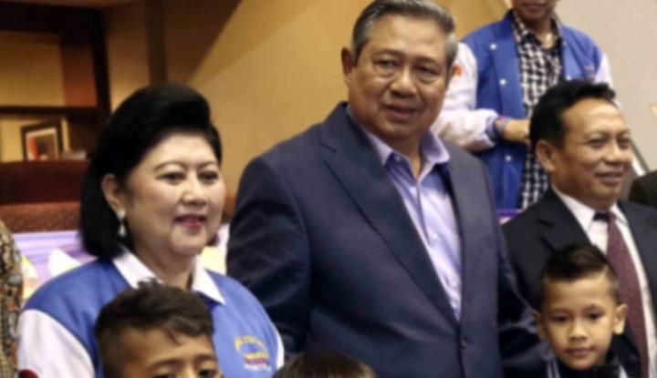 Ani Yudhoyono Ibarat Generator bagi SBY - Warta Ekonomi