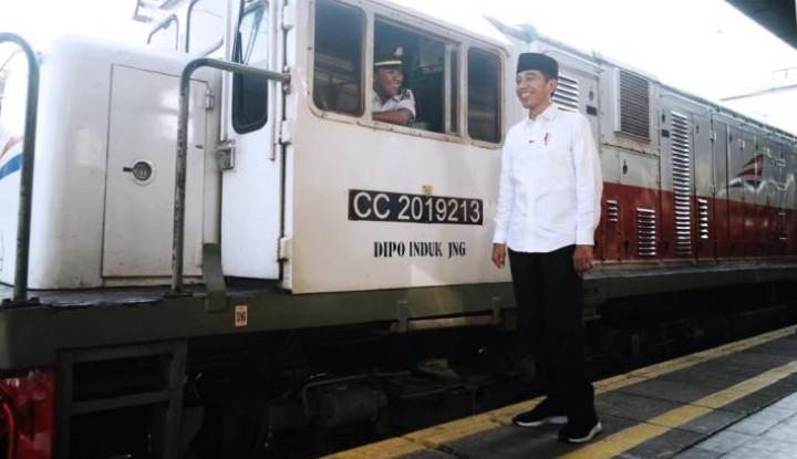 Wahhh, Presiden Jokowi Sudah Ucapkan Selamat Lebaran - Warta Ekonomi