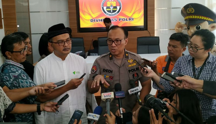 Sebarkan Hoax Masjid Petamburan Diserang, Berujung Diciduk Polisi - Warta Ekonomi