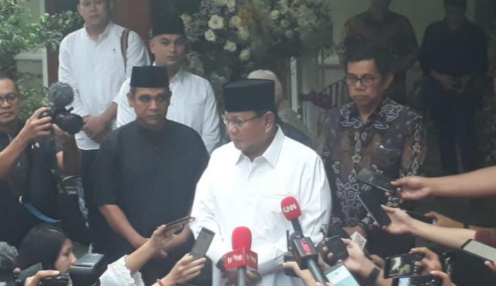 Capres 02 Minta Maaf ke SBY Karena... - Warta Ekonomi