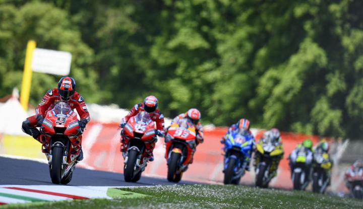 Melihat Nama-nama Pebalap MotoGP 2020 yang Siap Adu Cepat - Warta Ekonomi