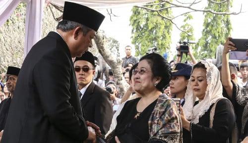 Foto AHY Gagal Jadi Menteri, Hubungan Mega-SBY Masih Panas?