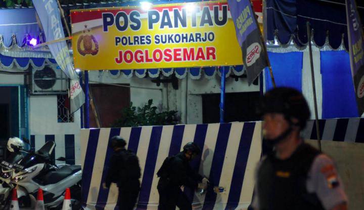 Ini Kronologis Bom Bunuh Diri di Pos Polisi Kartasura - Warta Ekonomi