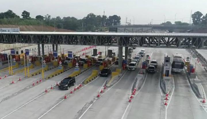 Jasa Marga Catat 1,1 Juta Kendaraan Tinggalkan Jakarta, Ini Rinciannya...