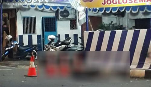 Foto Pelaku Bom Bunuh Diri Kartasura Gunakan Bom Pinggang