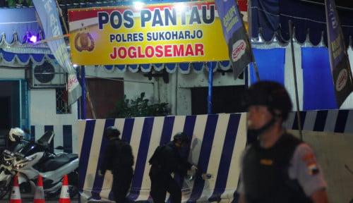 Foto Terungkap! Pelaku Bom Sukoharjo Belajar Merakit Bom dari. . .