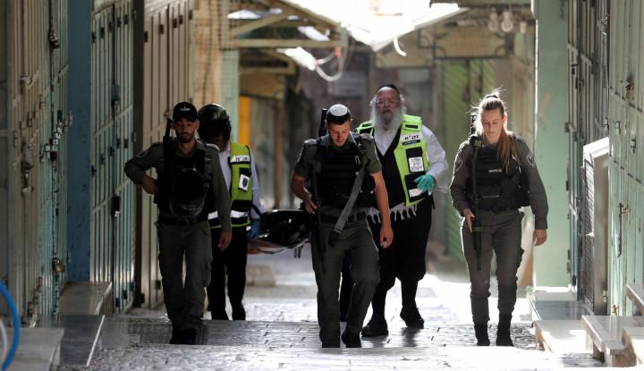 Tentara Israel Tembak Perempuan Palestina Usai Berusaha Menikamnya - Warta Ekonomi