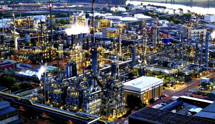 Lotte Chemical Tambah Investasi di Indonesia Jadi Rp60,6 Triliun - Warta Ekonomi