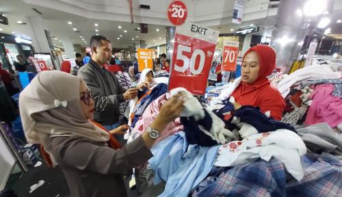 Foto Sambut Lebaran, Late Night Shopping Lippo Malls Sedot 38 Ribu Pengunjung